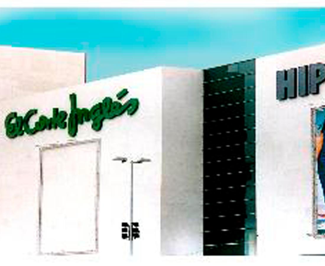 Letras corporeas anuncios luminosos torres las palmas 8
